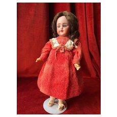Endearing German Globe Baby doll Carl Hartmann in size 3
