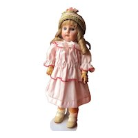 French little doll in the Bleuette genre early 20th century