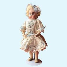 Sweet german Bahr & Pröschild #137 doll 1890's