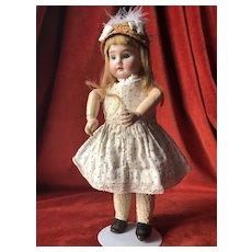 Sweet little Bleuette doll 6/0 1905/10