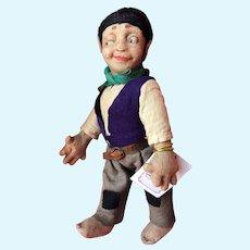 Early LENCI winker character boy