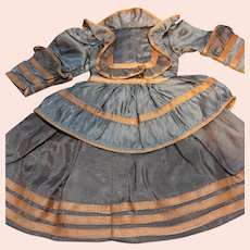 New Antique-looking dress by Gabriella