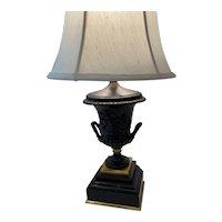 Campagnola Bronze Lamp