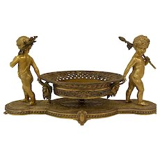 Gilt Bronze Center Piece