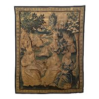 Flemish Tapestry 19th Century