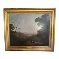 18th c Italian Landscape Painting
