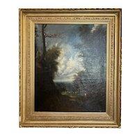 19 c Oil Painting