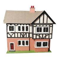Vintage c1930s Mock Tudor dolls house