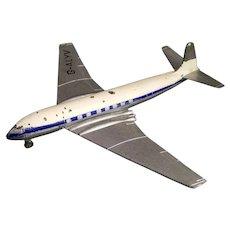 Vintage Dinky Supertoys Comet 999 Aircraft, Diecast, plane
