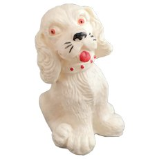 Kitsch 60s squeaky dog toy, Combex
