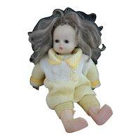 Vintage 1960s sleepy eye doll
