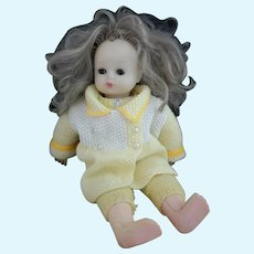 Vintage 1960s sleepy eye doll