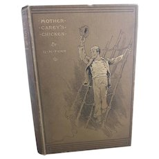 Mother Carey's Chicken, GM Fenn, 1st edition, Victorian book