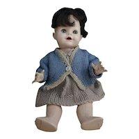 Vintage 50s Pedigree hard plastic doll
