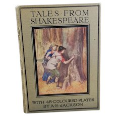 Tales from Shakespeare, Charles and Mary Lamb, c1918