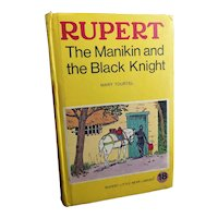 Rupert the Manikin and the Black Knight, Mary Toutel
