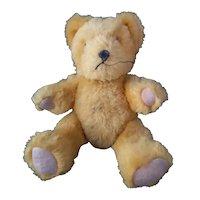 Vintage Teddy bear, glass eyes