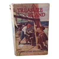 Treasure Island, Robert Louis Stevenson, c1940's