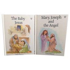 Vintage Childrens Christmas books