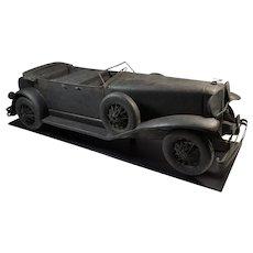 Duesenberg Phaeton Automobile Weathervane