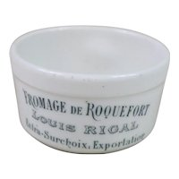 Late 19th Century French Ironstone Cheese Pot