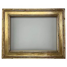 Labeled Newcomb-Macklin Gilt Wood Frame