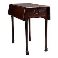 Fine Rare Early 19th Century Mahogany Pembroke Table