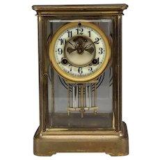 Good Waterbury Clock Co. Crystal Regulator
