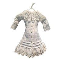 Huret doll dress....slip seperate