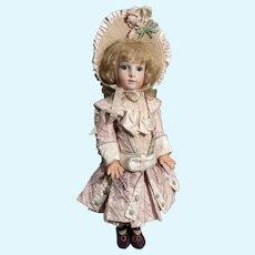 Silk doll dress