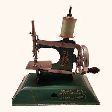 Little Betty Child Sewing Machine