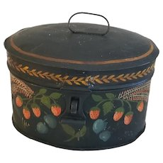 Toleware Pantry box