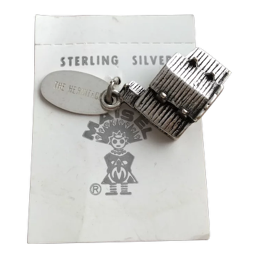 Sterling Silver Maisel Charm The Hermitage House 925 Jewelry