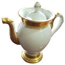 19th century Empire coffee pot