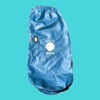 Pan Am Airlines Plastic Vinyl Golf Bag Travel Cover