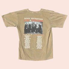 Bruce Springsteen Concert Tour Shirt from 2000