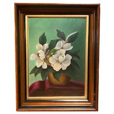 Signed Mabel Smith - Oil on Board, Still Life