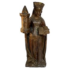 Statue of St. Barbara