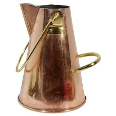 20th Century Copper Watering Can