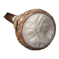 Partridge Wood, Cameo Presentation Cane