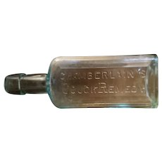 Vintage Apothecary Pharmacy Bottle