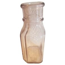 WYETH Apothecary Amethyst Bottle