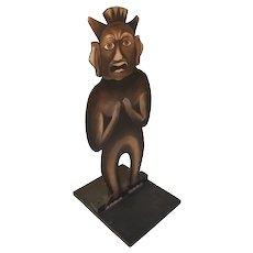Odd Fellows Lodge Figure - Devil
