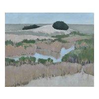 Original oil painting of Cape Cod