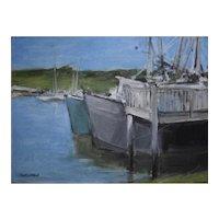 Original oil on canvas, Cape Cod #2