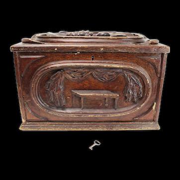 Odd Fellows Lodge Banquet Box