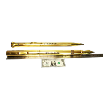 Large DIsplay Fountain Pen and Pencil Wahl Eversharp PRICE REDUCED