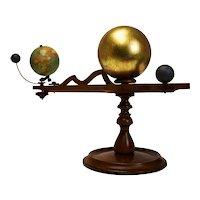 Vintage Planetarium/Orrery Model -Replogle