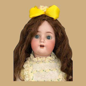 Alt Beck & Gottschalck 1362 Germany 6 1/2 antique doll SWEET NELL Huge 33 inches tall