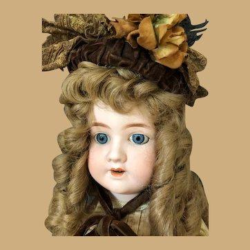 "Beautiful 28"" Antique Schoenau Hoffmeister #5500 Doll 28 inches"